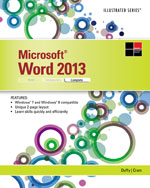 Cover of Word 2013 Illustrated Complete by Carol Cram and Jennifer Duffy