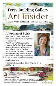 Ferry Building Women of Spirit Presentation