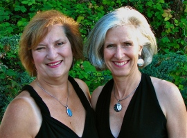 Carol Cram and Deborah Bramm - Nia Teachers on Bowen Island