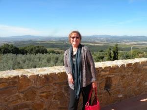 Near  Montalcino,  Tuscany