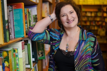 Carol at Banyen Books