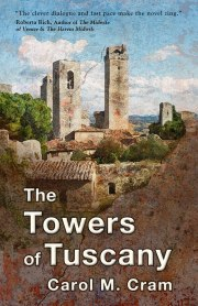 Link to The Towers of Tuscany on Amazon Kindle