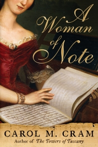 Book cover of A Woman of Note