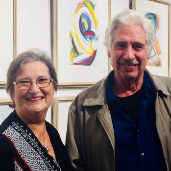 Carol Cram & Gregg Simpson